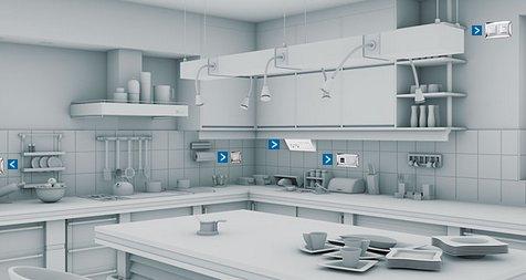Instalaciones Electricas En Cocinas Y Banos