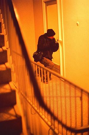 intruso vivienda