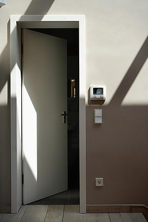control acceso vivienda
