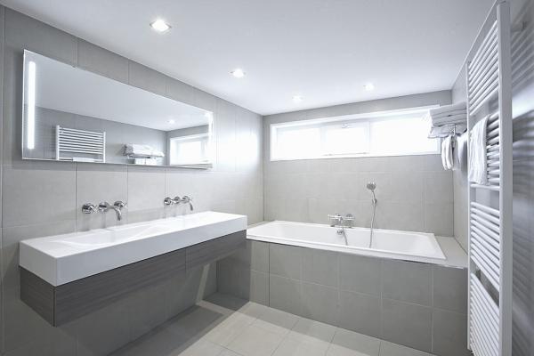 Cómo diseñar cuartos de baño modernos