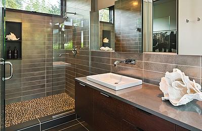 Cómo equipar y decorar con estilo baños y cocinas