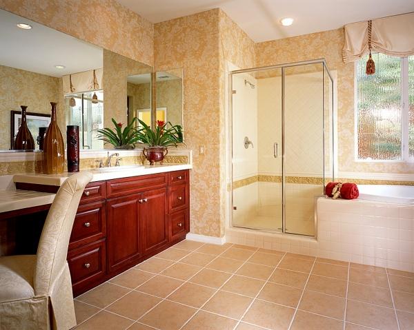 El suelo del cuarto de baño: posibilidades e instalación