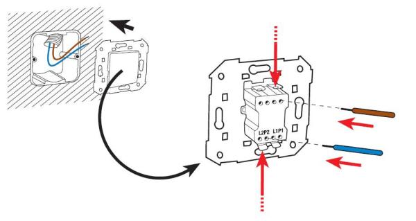 cambiar interruptor