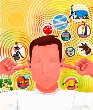 efectos perjudiciales del sonido