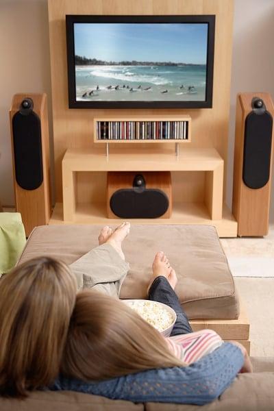 sonido para entretenimiento
