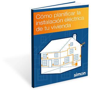 guía gratis Simon instalación eléctrica domiciliaria