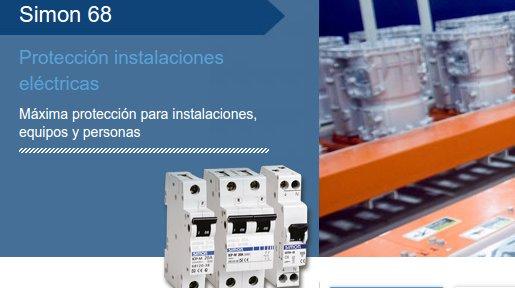 protección de la instalación eléctrica en una oficina