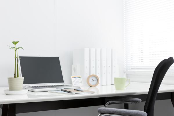 decoración de despachos pequeños