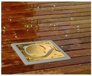 Protección eléctrica para el agua