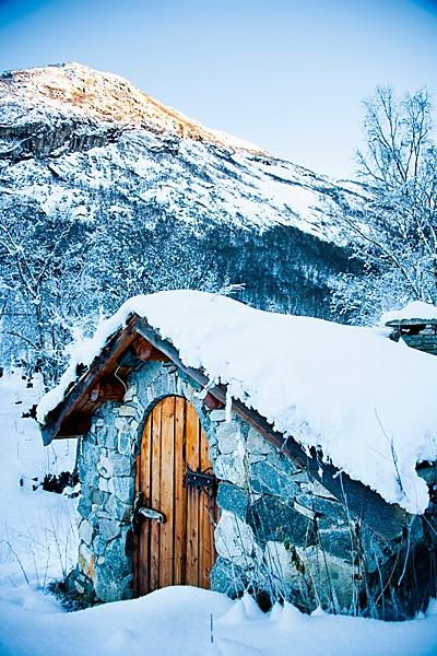 Instalaciones eléctricas en la nieve