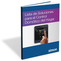 Simon Portada 3D Control domotico