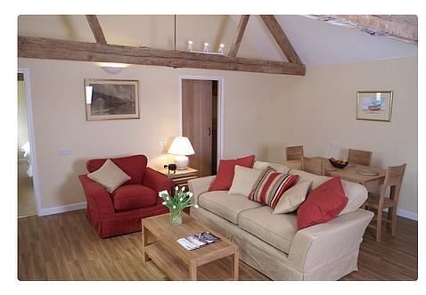 detalles salón relajante