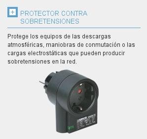 Protector contra sobretensiones
