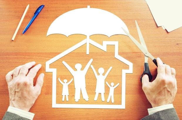 Proteger el hogar y la familia