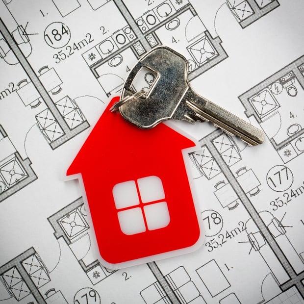 Cerrr con llave tu casa
