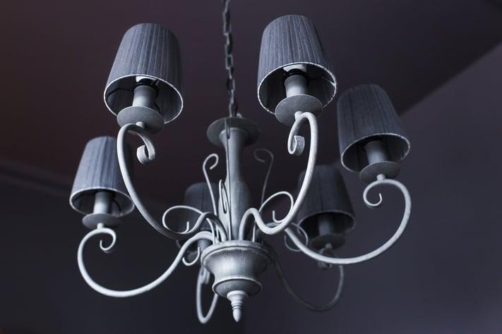 como poner una lampara