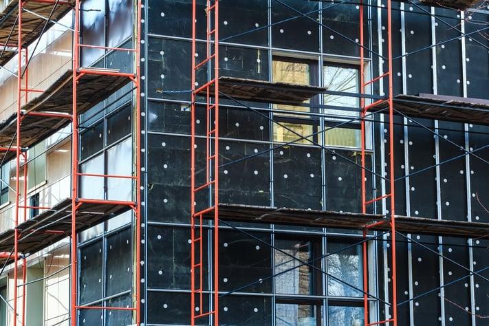 La reforma de un piso antiguo y el aislamiento t rmico de for Reformas de pisos antiguos