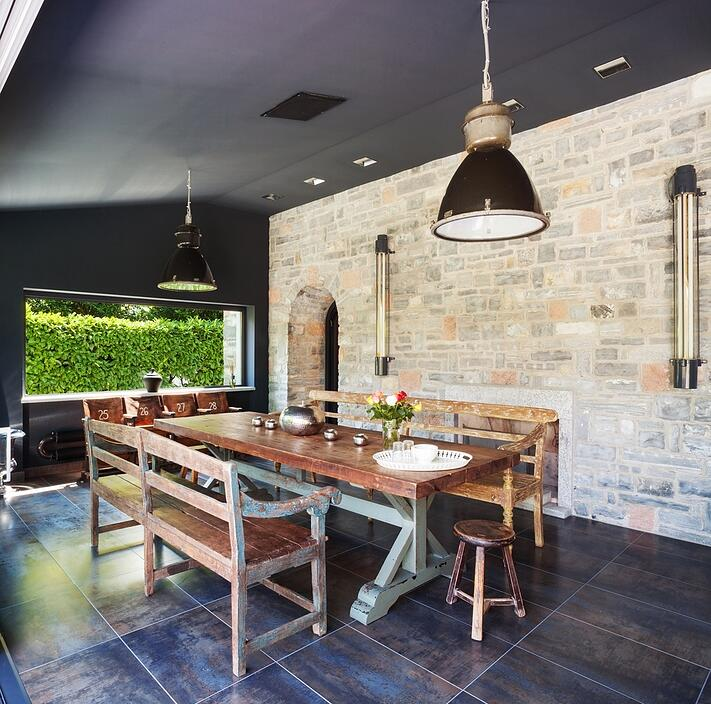 Cu les son las claves para restaurar una casa antigua - Restaurar casas antiguas ...