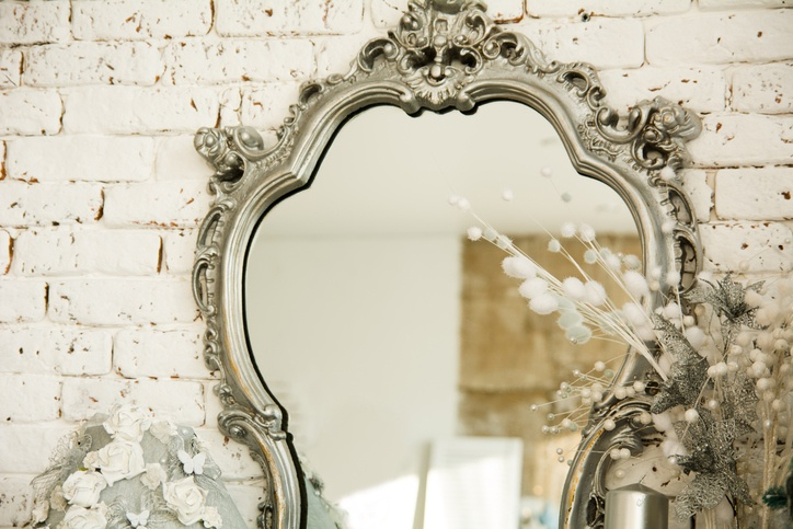 como hacer un espejo