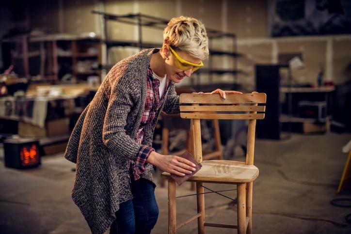 como hacer una silla