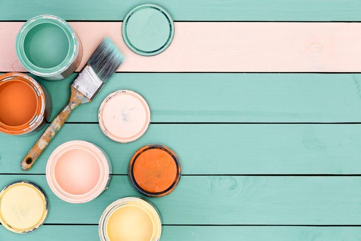 pintura de tiza para muebles