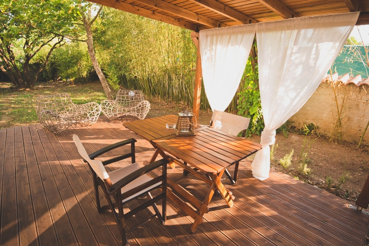 tratamiento madera exterior casero