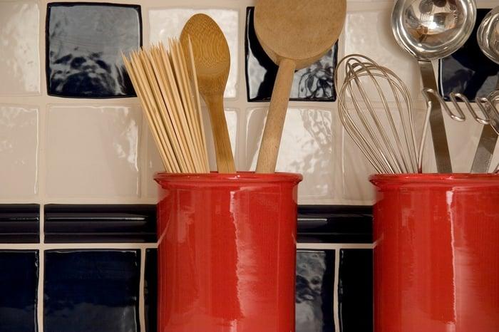 utensilios de cocina originales