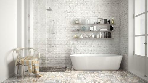 Por qu elegir ba os con ducha y ba era y hacerlo t mismo - Bano con banera y ducha ...