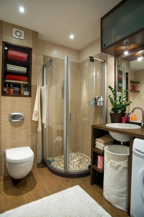 baños pequeños modernos, baños modernos pequeños