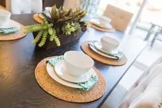 Decoración mesa comedor: ideas para centros de mesa
