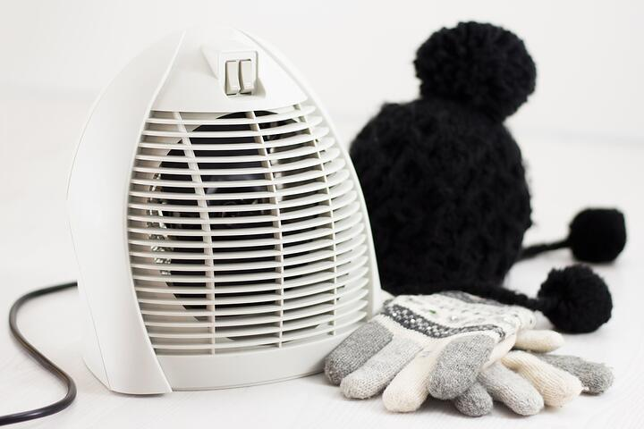 calefactor ceramico ventajas