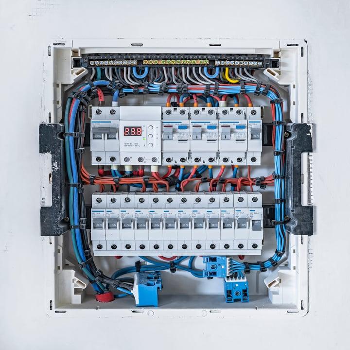 cuadro electrico vivienda segun normativa