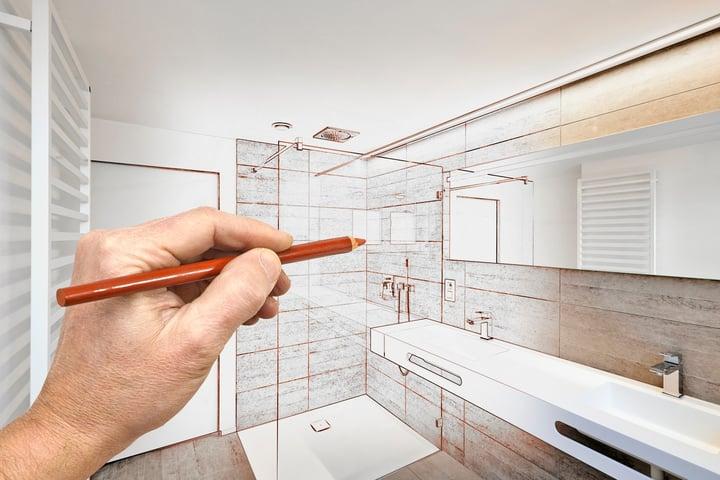 permiso de obra para reformar baño