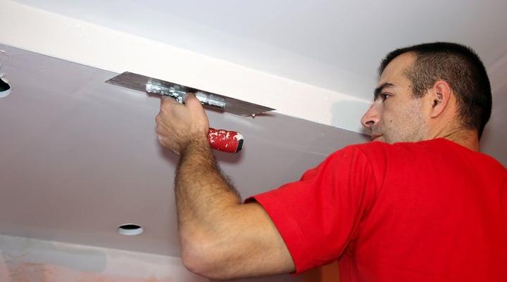 poner techo pladur