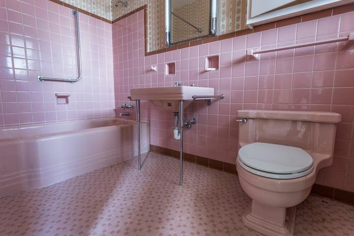 reformar el baño sin quitar azulejos