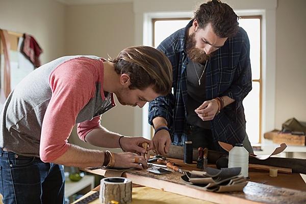 Montar un taller en casa