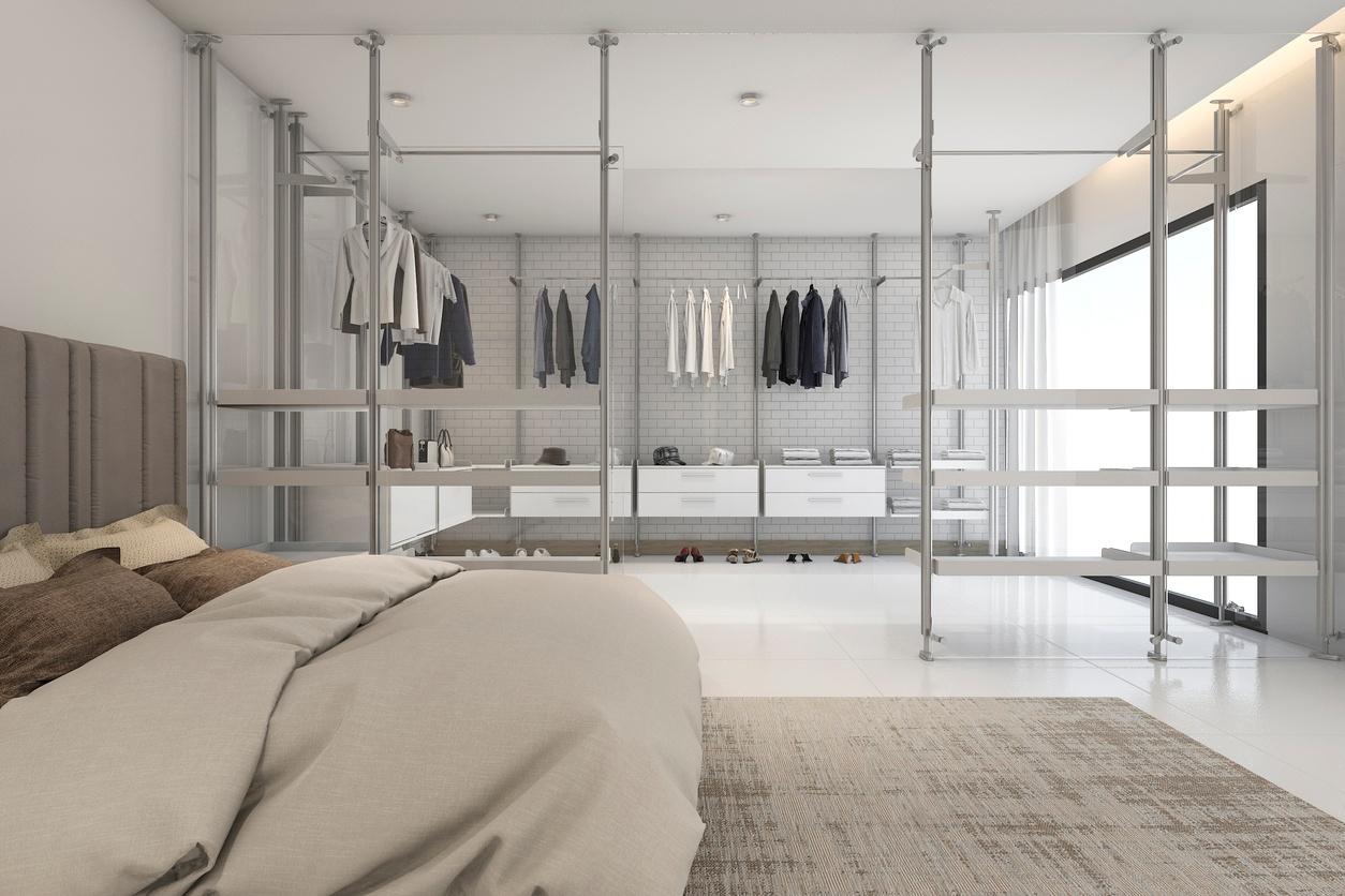 vestidor low cost