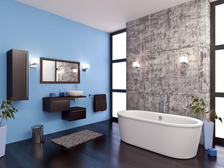 vinilos para reformar cuarto de baño