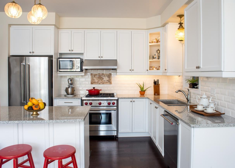 Reformar una cocina sin obras es posible con estos consejos